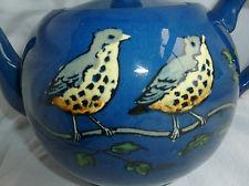 £23 Torquay Pottery Teapot Aug \'12