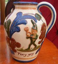 £27 Aller Vale pixy jug