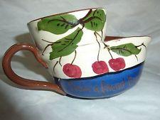£45 Torquay pottery Shaving Mug Dec \'14