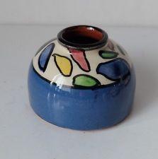 £20 Torquay pottery Inkwell Jan \'15