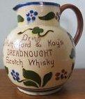 £31 Watcombe Whisky Jug Jul \'12