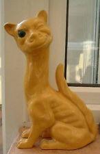 £51 Aller Vale winking cat, unpopular yellow glaze, Jul \'13