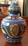 £68 Aller Vale D1 vase, 5ins, Jul \'13