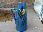 £10 Torquay Parrot Vase Mar \'12
