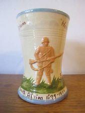 £36 Aller Vale Boer War Mug Nov \'14
