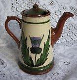 £14 Longpark Coffee Pot Sep \'12