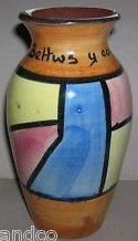 £32 Torquay Pottery Jazz Pattern Sep \'12