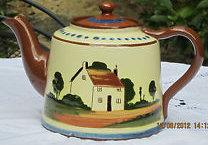 £12 Watcombe Teapot Sep \'12