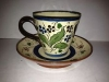 £17 Aller Vale H1 Cup and Saucer Dec '13