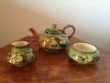 £54 Watcombe Teaset in rare flower design June 13