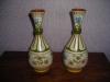£78 pair of Watcombe Vases June 13