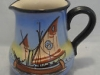 £15 Watcombe Jug with longboat Nov '13