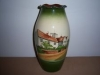 £60 Watcombe Faience Vase Nov '13