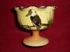 £56 Watcombe cream bowl with kookaburra Oct '15