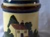 £54 Aller Vale cottage tobacco jar Aug '13