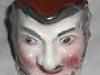 £15 Torquay Pottery Head Jug, Jan '12