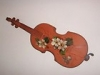 £31 Watcombe Pottery Violin Oct'11