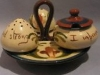 £13 Watcombe Condiment Set Sep '12