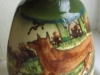£29 Watcombe 4ins Faience Vase Aug'11