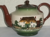 Wedden's Cottage, Shiphay (nr Torquay), Longpark Pottery
