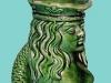 Dartmouth Pottery mermaid-gurgle-jug