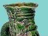 Dartmouth Pottery neptune-or-merman-gurgle-jug