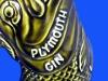 Dartmouth Pottery gurgle fish jug plymouth gin
