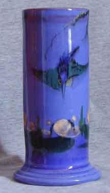 Longpark Pottery Hatpin Holder of cylindrical shape