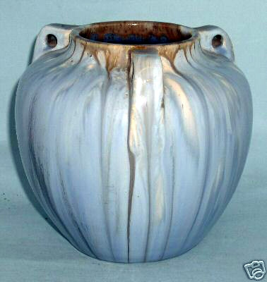 Westcountry & Candy Ware small vase with pinch grip
