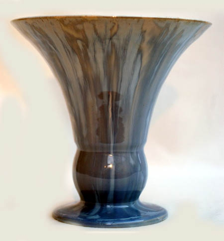 Westcountry & Candy Ware flared top vase