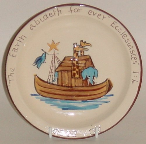 Cyril Wilson Plate