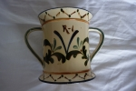 Salopian Pottery Queen Victoria Commemorative, resembles Aller Vale, but much lighter weight