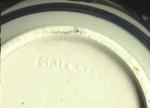 Salopian Pottery Base Mark