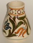 Wardle Vase in persian pattern, as used by Aller Vale