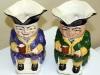 Devonmoor Pottery Toby jugs