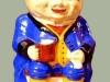 A standard Devonmoor Pottery Toby Jug