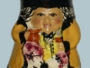 Devon Tors Pottery Toby Jug