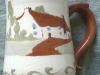 Views of the same jug with the 'classic' Torquay patterns