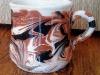 Ron Jackson potter tri clay mug