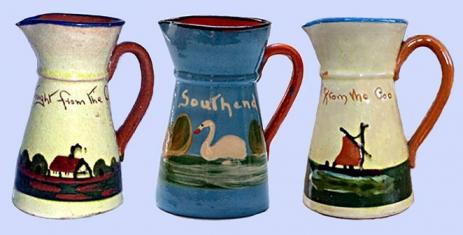 Dorset Art Pottery-query-for-mark