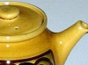 Brixham Pottery tea-pot