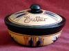 Priddoe's Studio Pottery butter dish.