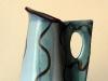 Priddoe's Studio Pottery  jug with simple handle.