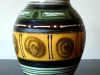 Priddoe's Studio Pottery vase.