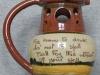 Crown Dorset Puzzle Jug, motto