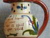HM Exeter Puzzle Jug, scandy decoration
