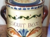 Longpark Pottery Biscuit Barrel