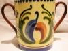Longpark Pottery 2-handled Mug