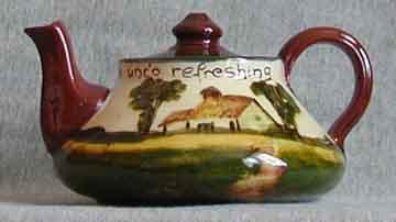 Crown Dorset Pottery Teapot