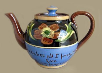 Hart & Moist Exeter teapot-4